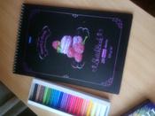 """Пастель сухая художественная для рисования Спектр """"Петербургская"""", набор 18 цветов, круглое сечение #2, Александра Г."""