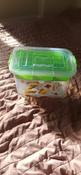 Контейнер с вкладышем Ар-Пласт Аптечка, медведь, зеленый, 11 л #3, Алла Б.