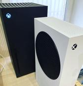 Игровая консоль Microsoft Xbox Series S, белый #1, Антон Б.