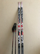 Лыжный комплект беговой STC Set/NNN/Step #4, Рафаилова Марина