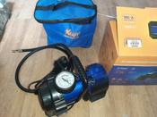 Автомобильный компрессор Kraft Standart V-40L #13, Сергей С.