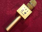 Караоке микрофон MicGeek I6, Gold #1, Ковалева Екатерина