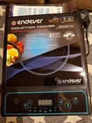 Индукционная Настольная плита Endever IP-26, черный #11, Рыльщикова Ю.