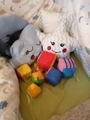 Мякиши Развивающая игрушка Умные Кубики #15, Юлия С.