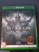 Игра Diablo III: Reaper of Souls (Xbox One, Русская версия) #3, Максим Ю.