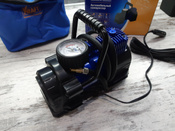Автомобильный компрессор Kraft Standart V-40L #3, Екатерина С.