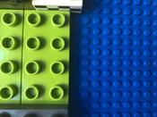 Конструктор LEGO Classic 10714 Синяя базовая пластина #4, Константин Сергеевич