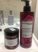 L'Oreal Paris Шампунь для волос Botanicals Роза & Герань, увлажняющий, для окрашенных и тусклых волос, без сульфатов, силиконов, парабенов и красителей, 400 мл #1, Анастасия С.