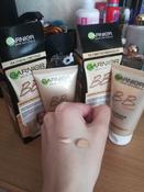 Garnier Увлажняющий BB-крем Секрет Совершенства для нормальной кожи, оттенок очень светлый, 50 мл #9, Дарья Б.