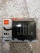 Портативная акустическая система JBL Go 3, черный #4, Айгуль Ф.