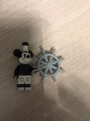 Конструктор LEGO Minifigures 71024 Минифигурки LEGO Серия Disney 2 #8, Дана