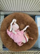 Толстовка с капюшоном для собак и кошек, Цвет: Розовый, Размер: XL #4, Елена К.