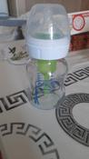 Стеклянная бутылочка Dr. Brown's с широким горлышком, антиколиковая, с силиконовой соской, 150 мл #14, Гузалия Ш.