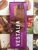 Vestalia Печенье Шоколадное с глазурью, 200 г  #2, Кристина З.