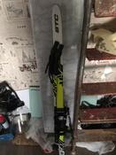 Комплект лыжный детский STC Set/Combi с универсальными креплениями и палками, 120 см #8, Александра П.