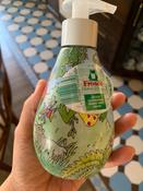 """Жидкое детское мыло для рук """"Frosch"""", ухаживающее, 300 мл #5, Алина Кравченко"""