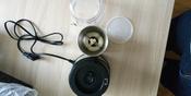 Кофемолка Kitfort КТ-745, серебристый #6, Игорь С.