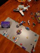 Конструктор LEGO Classic 10701 Строительная пластина серого цвета #15, Андрей С.