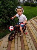 Детский велосипед Yibeigi V-12 красный #13, Yana P.