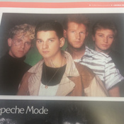 Depeche Mode. Монумент   Бурмейстер Деннис, Ланге Саша #9, Олег