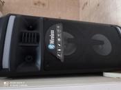 Музыкальный центр Ginzzu GM-208 с функцией Bluetooth v4.2, 50Вт, USB-flash, microSD, FM-радио, пульт ДУ, эквалайзер, КАРАОКЕ, динамическая LED подсветка динамиков #11, Иващенко Марина