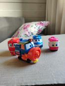"""Паровозик """"Виктор"""" Robot Trains  #1, Андрей Л."""