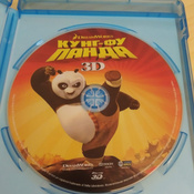 Кунг-фу Панда 3D (Blu-ray) #4, Bilonenko Ivan