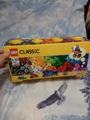 Конструктор LEGO Classic 10696 Набор для творчества среднего размера #201,  Ольга