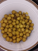 Овощные консервы Дядя Ваня Горошек зеленый консервированный, 12 шт по 400 г #4, Рената В.