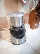 Кофемолка Kitfort КТ-745, серебристый #11, Власов Д.