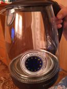 Электрический чайник Polaris PWK 1767CGL, серый #6, Катя Д.