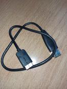 2 ТБ Внешний жесткий диск Seagate Backup Plus Slim (STHN2000401), серебристый #5, Ольга К.