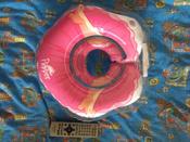 Круг надувной на шею для купания новорожденных и малышей Flipper Балерина от ROXY-KIDS #15, Екатерина Б.