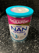 Молочко NAN 4 OPTIPRO для роста, иммунитета и развития мозга, с 18 месяцев, 400 г #13, Олеся Ф.