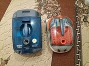 Бытовой пылесос Thomas DryBox + AquaBox Cat & Dog, оранжевый, белый #7, Виктор М.
