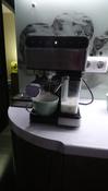 Кофеварка рожковая Polaris PCM 1535E Adore Cappuccino, серебристый #14, Анастасия О.