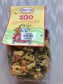 Dalla Costa Зоопарк без яиц со шпинатом и томатами, 250 г #6, Виктор П.