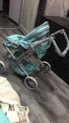 Коляска-трансформер 2-в-1 для кукол 8458 Buggy Boom Infinia #12, Марина К.
