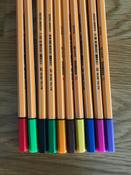 Набор капиллярных ручек линеров STABILO Point 88, 10 цветов #11, Алена