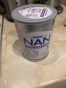 Молочко NAN 3 OPTIPRO гипоаллергенное, для здоровых детей, с 12 месяцев, 400 г #15, Середин Борис