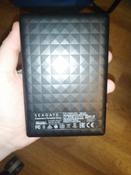 500 ГБ Внешний жесткий диск Seagate Expansion (STEA500400), черный #10, Арина Б.