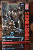 Трансформер Transformers KSI Boss, E0702 E4181 #2, Сорокин Владимир