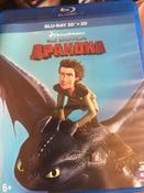 Как приручить дракона 3D и 2D (Blu-ray) #12, Алексей Яковлев