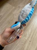 Игрушка для самых маленьких, погремушка-колечко, Котёнок Кекс, Мякиши #8, Анастасия Ч.
