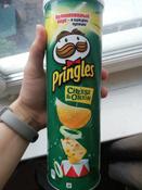 Pringles картофельные чипсы со вкусом сыра и лука, 165 г #14, Надежда В.
