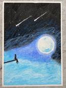 """Пастель масляная художественная для рисования Brauberg Art """"Classic"""", набор 36 цветов, круглое сечение #8, Дмитрий З."""