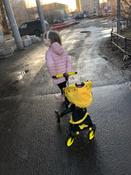 Детская игрушечная прогулочная коляска-трансформер Buggy Boom для кукол Aurora 9005 12-в-1 с люлькой-переноской #13, Anna T.