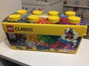 Конструктор LEGO Classic 10696 Набор для творчества среднего размера #207, Маргарита Бо
