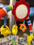Развивающий центр Жирафики Дуга, с 5 съемными игрушками, 939625 #13, Валентина