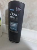 """Dove Men+Care гель для душа """"Баланс Увлажнения"""" 250 мл #15, Гусев В."""